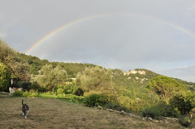 at the bottom of the rainbow (lower left) is our pot of gold - Cochinette and LaSoleiade