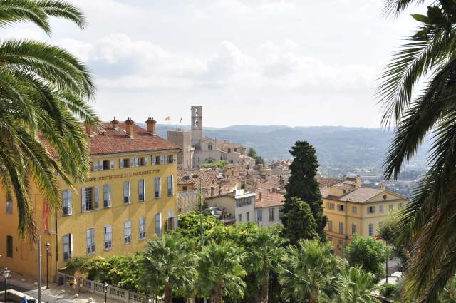 Grasse, Perfume Capital of the World. Home of Fraggonard.